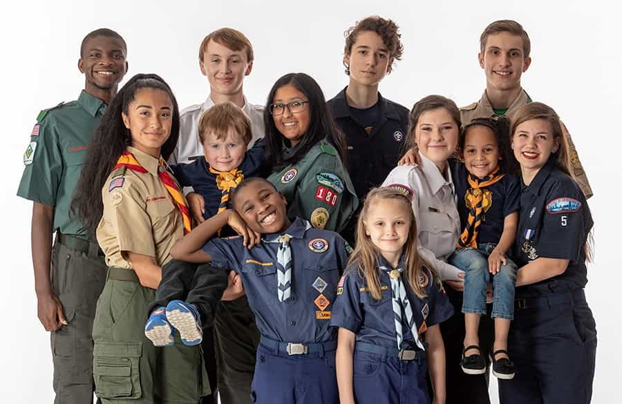 Group scouters